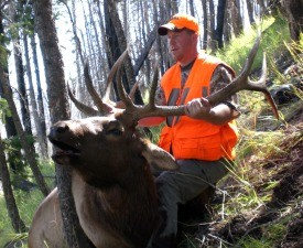 Flying J Outfitters: Wasatch Mountains Guided Archery Spike Elk & Deer Combo Hunts