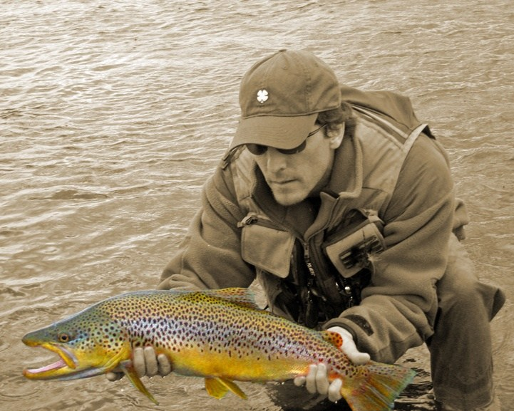 Rivers Bend Flyfishing Lodge: Party of 4 Angler Trips
