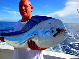 Mr.Z Sportfishing: Half Day Trip
