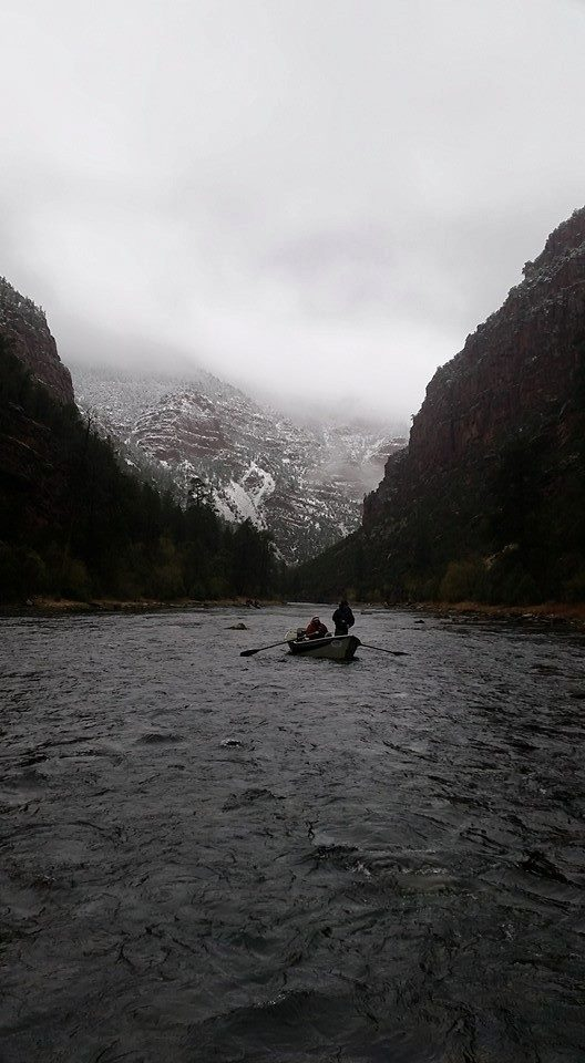 Spinner Fall Guide Service: Utah's Green River Guided Trip