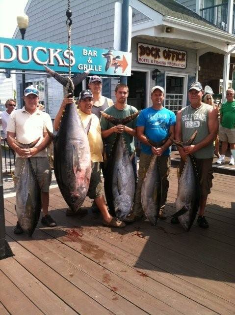 Restless Lady Charters: Wilmington/Norfolk Canyons