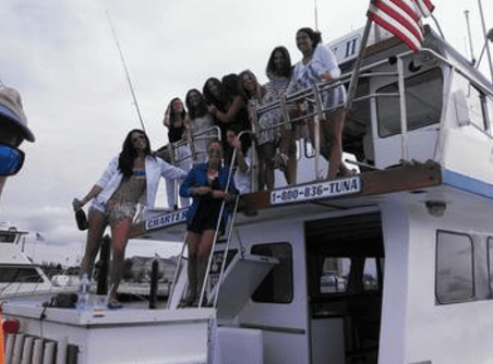 Ol Salty II Fishing And Scuba Charters: Birthday Parties