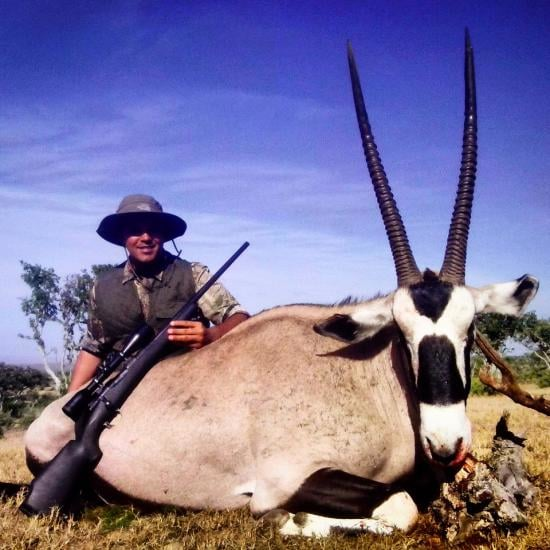 Tootabi Hunting Safaris: 8 Nights, 6 Days Hunting, 6 Animals. All inclusive.