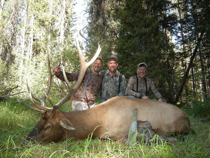 Deadwood Lodge Outfitters: Idaho Guided Elk Hunts
