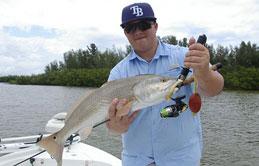 South Louisiana Redfishing: 3/4 day