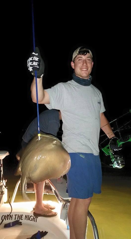 Liquid Trails Bow Fishing Adventures: Inshore Saltwater Bowfishing Trip (Night)