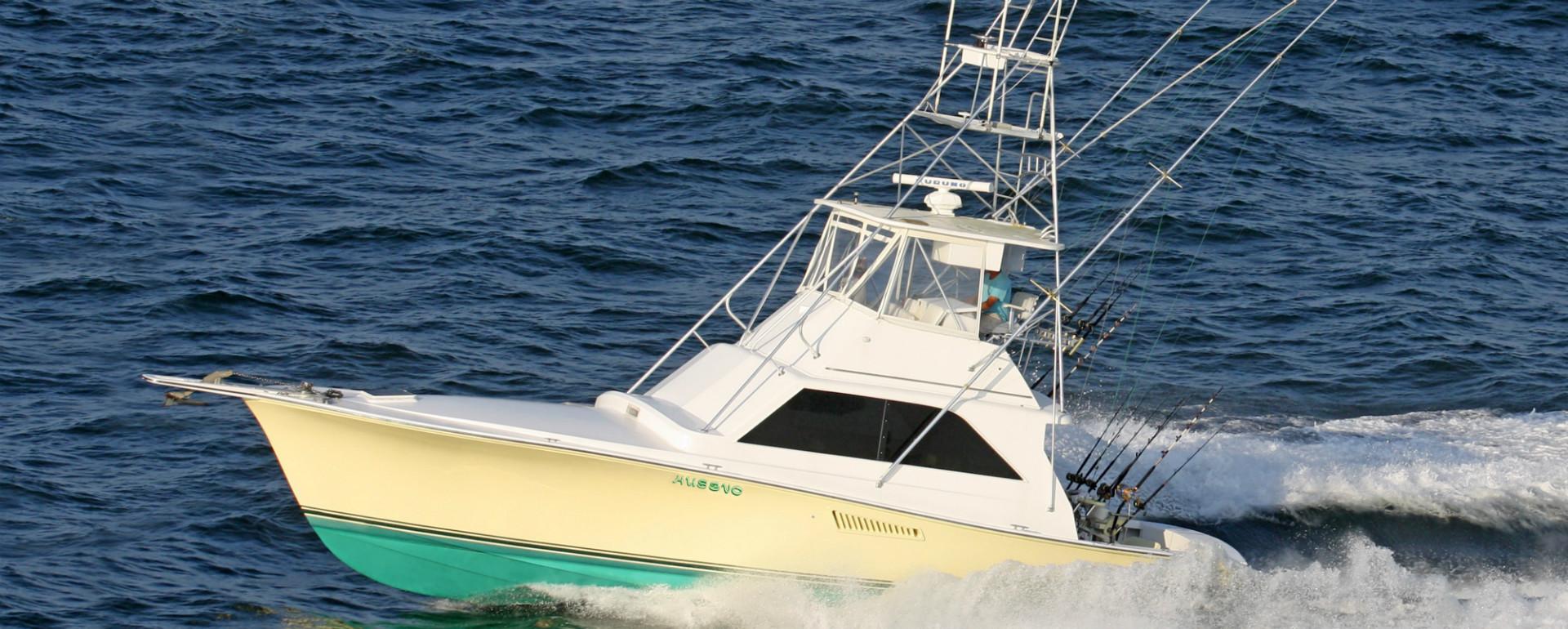 Husevo Offshore Sport Fishing: Ocean City Wreck/Bluefish