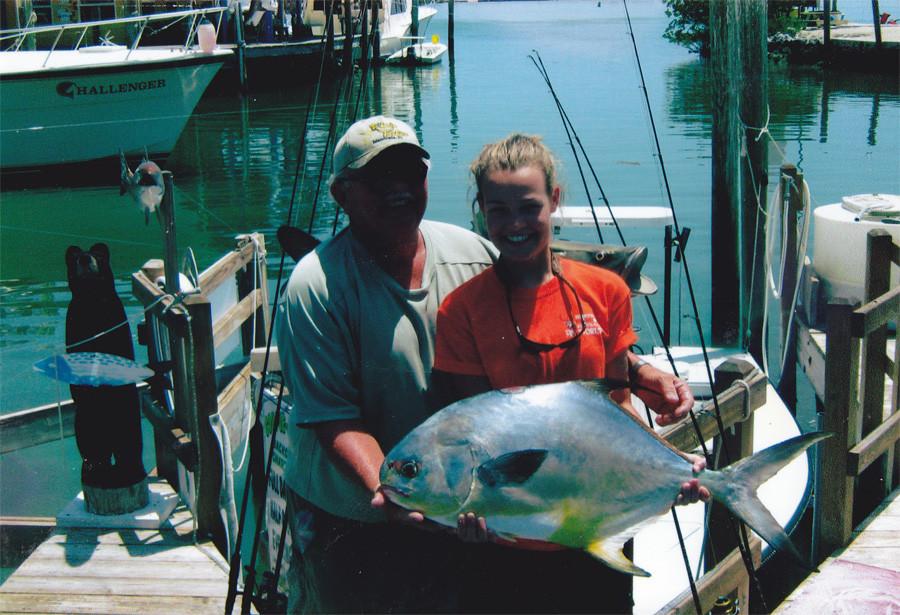 Couple A Bucks Charters: 1/2 Day Fishing Trip