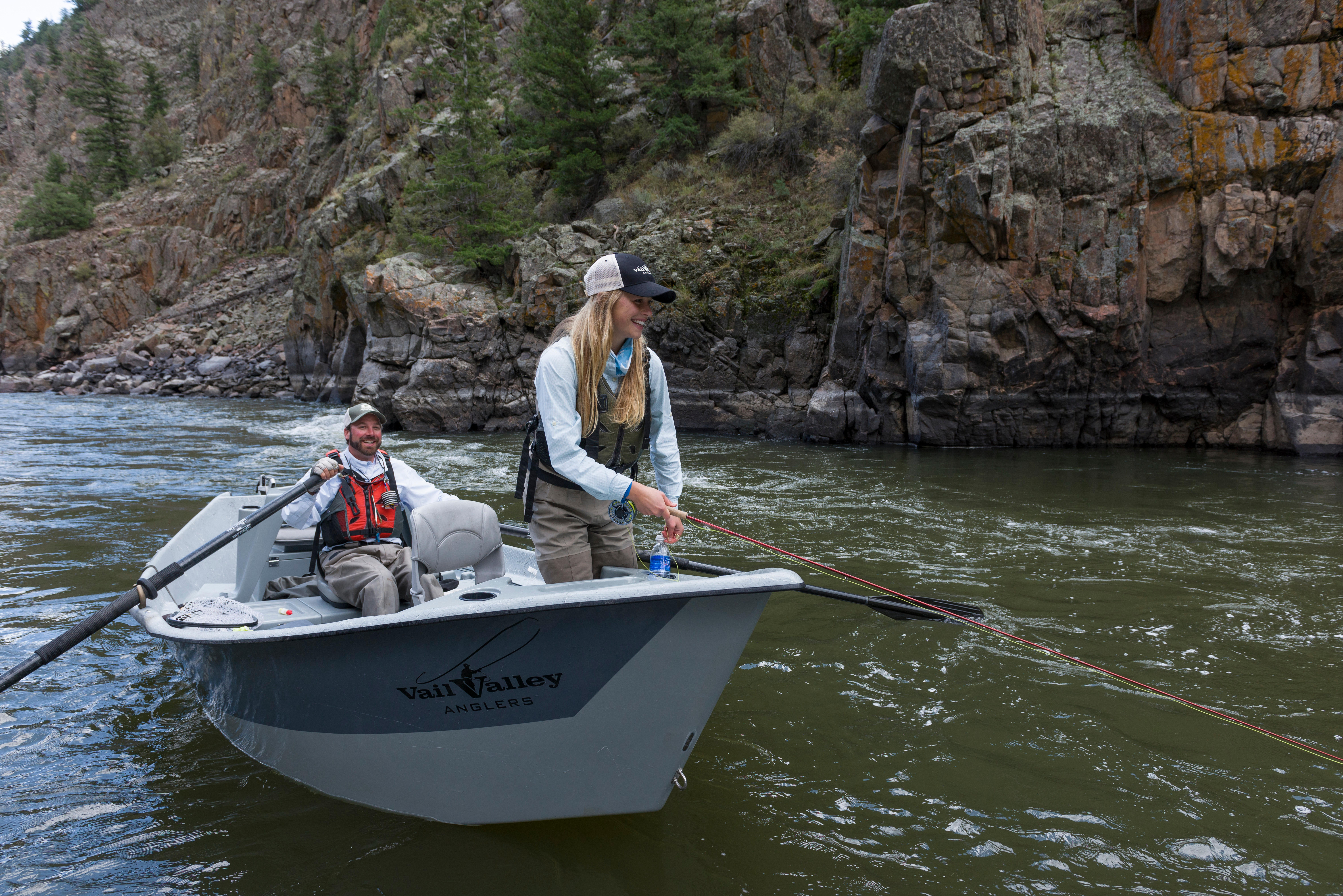 Vail Valley Anglers: Half Day Float