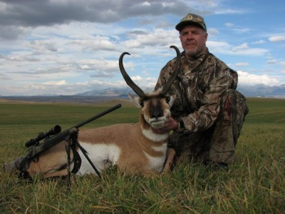 Montana Whitetails: Guided Antelope Hunts