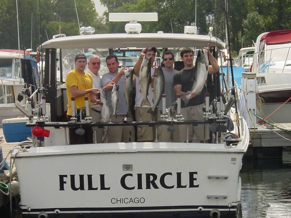 Full Circle Charters: 6 hr trip