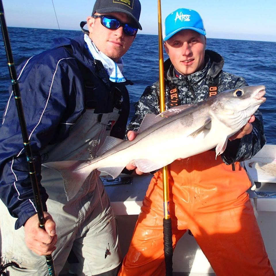 Northeast Sportfishing: Cod and Haddock
