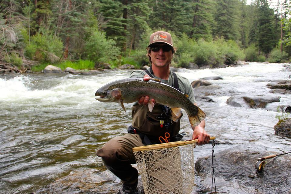 Aei Guide And Outfitter: COLORADO GUIDED FLY FISHING