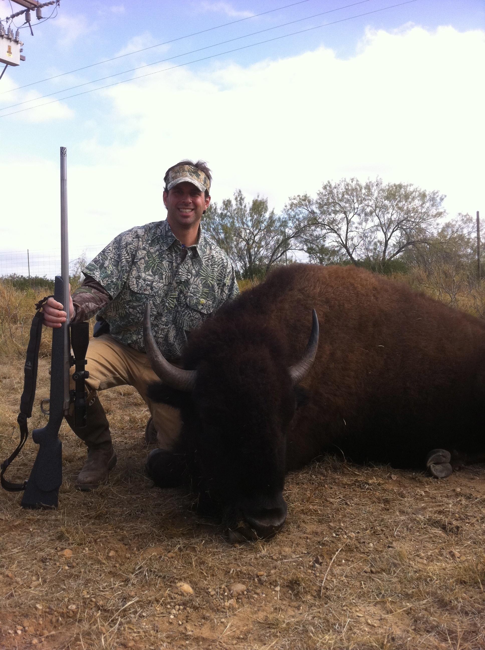Jag Ranch: Buffalo Hunts
