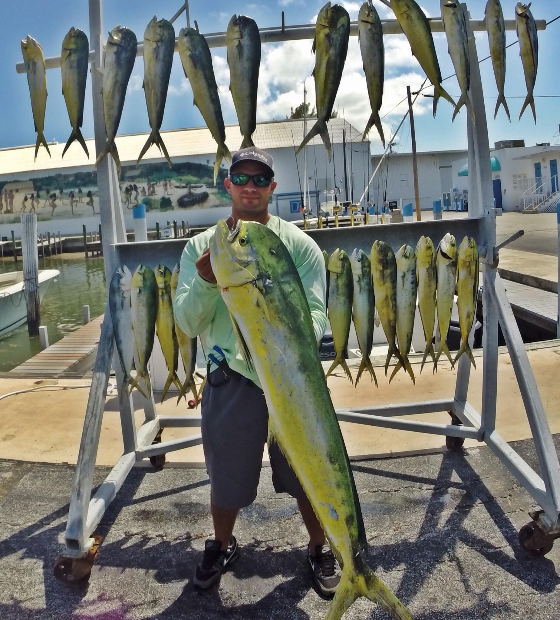 5 Star Sportfishing Charters: Reef  1/2 Day