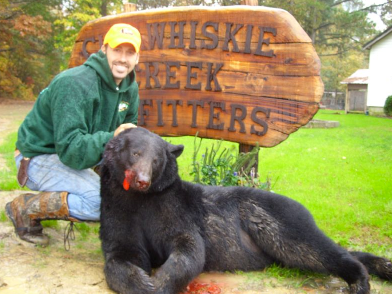 Cutawhiskie Creek Outfitters: 3 Day Bear Hunt
