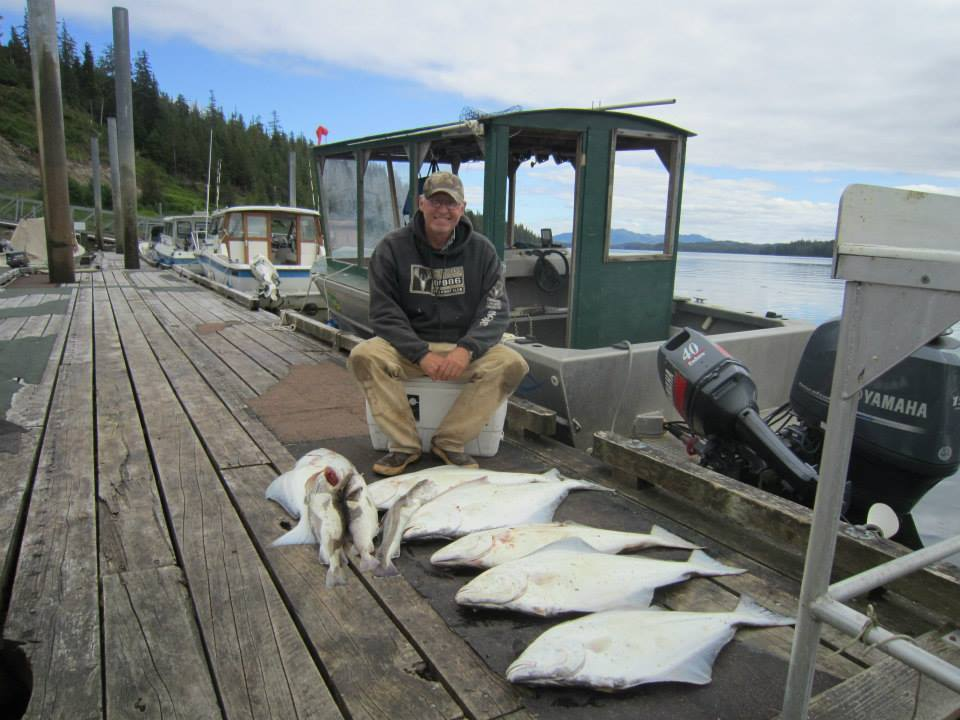 Prince Of Wales Eagle Lodge: Deluxe Saltwater Fishing Package