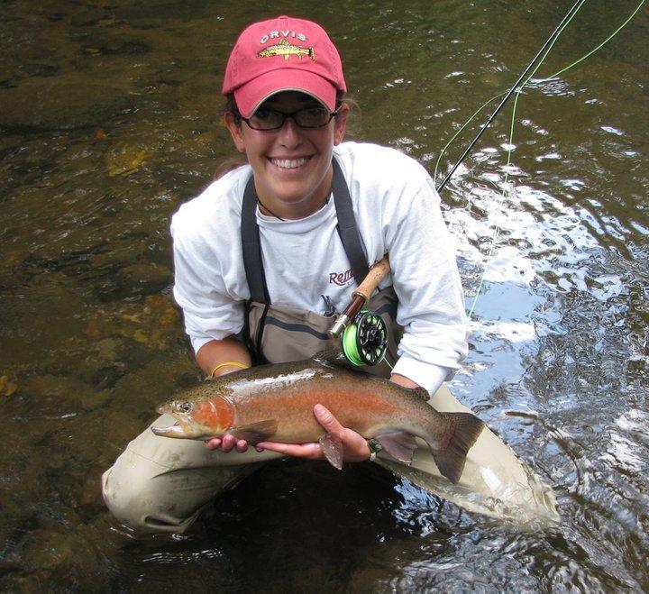 Nantahala Fly Fishing Co.: Guided Fly Fishing 1/2 Day