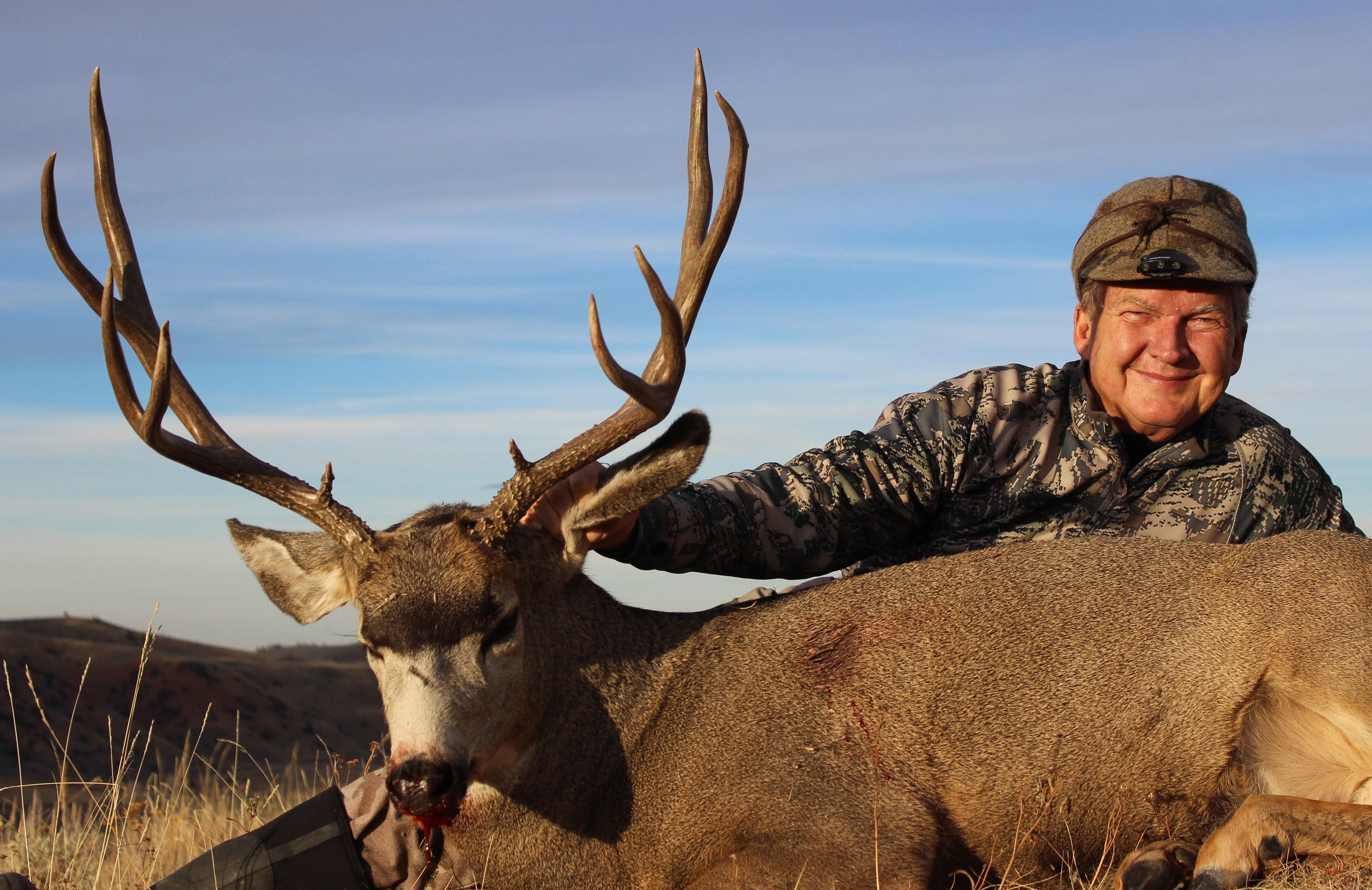 Wood River Ranch: Deer Hunt