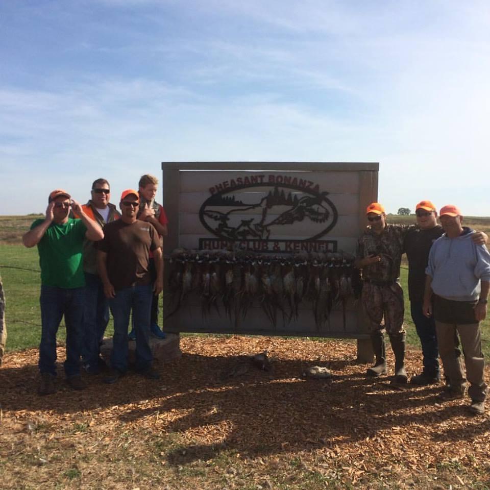 Pheasant Bonanza Hunt Club: Upland Hunt Package 3
