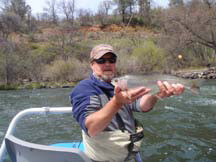 Three Rivers Guide Service: Full Day Trout Fishing