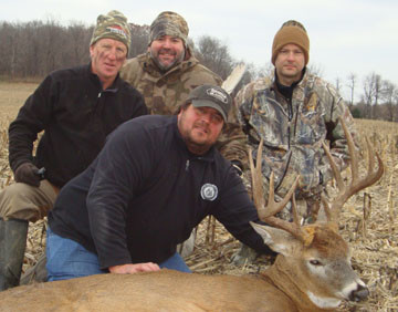 Bighorn Outfitters Illinois: Firearms Hunts