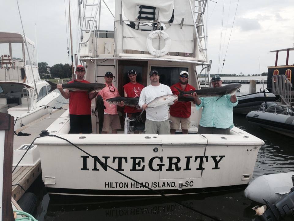 Integrity Charter Fishing: 1/2 Day Fishing Trip
