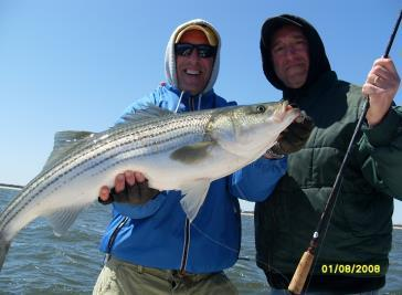 PrimeTime Fishing Charters: Fly & Light tackle
