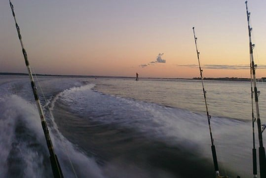 On the Run Charters: Sunset Cruise