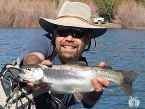 G And J Outdoor Enterprises: Nevada Private Reservoir Trip