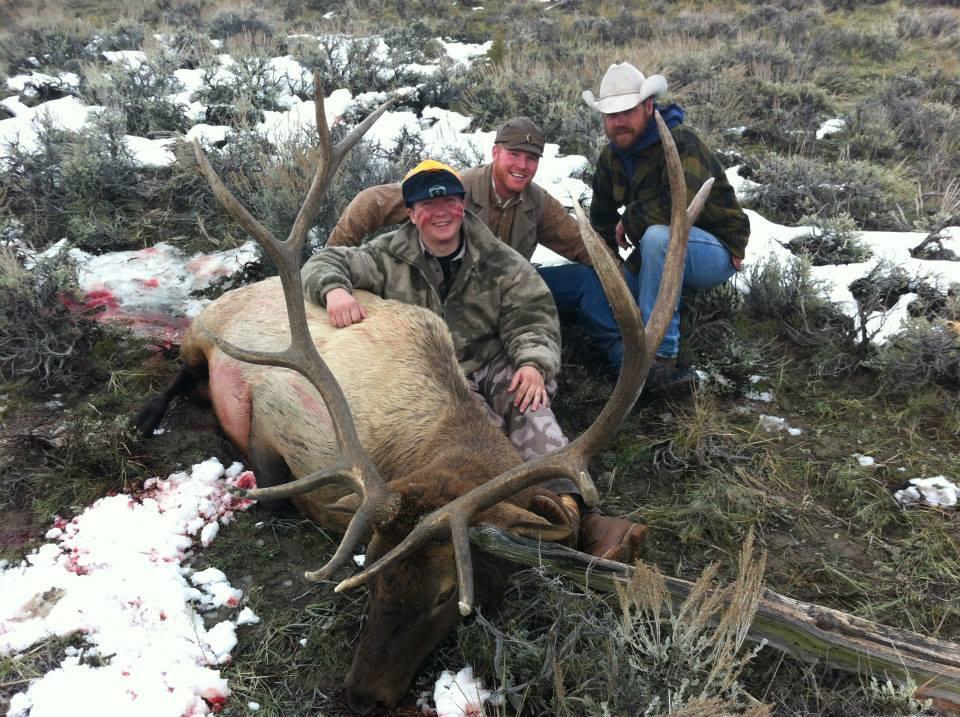 Wood River Ranch: Elk Hunt