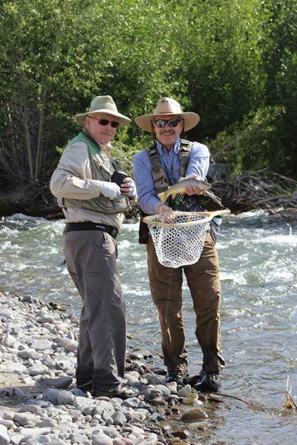 Wood River Ranch: Yellowstone Cutthroat