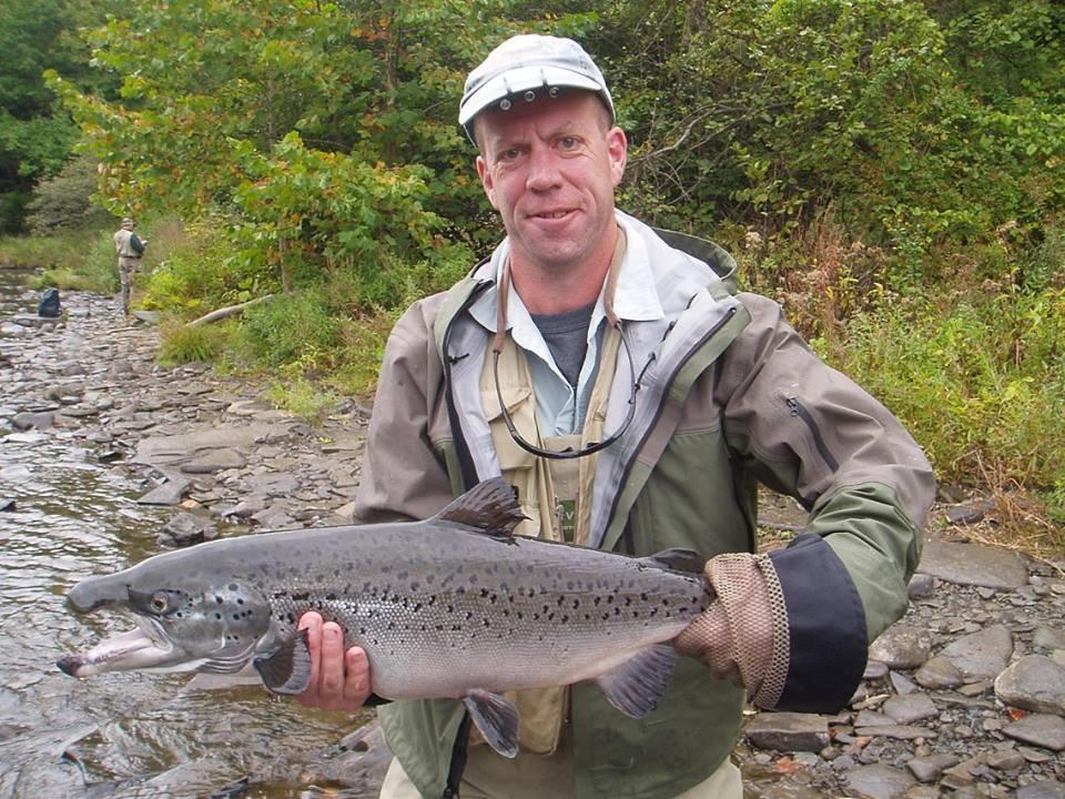 The Douglaston Salmon Run: Summer Afternoon M-Thursday