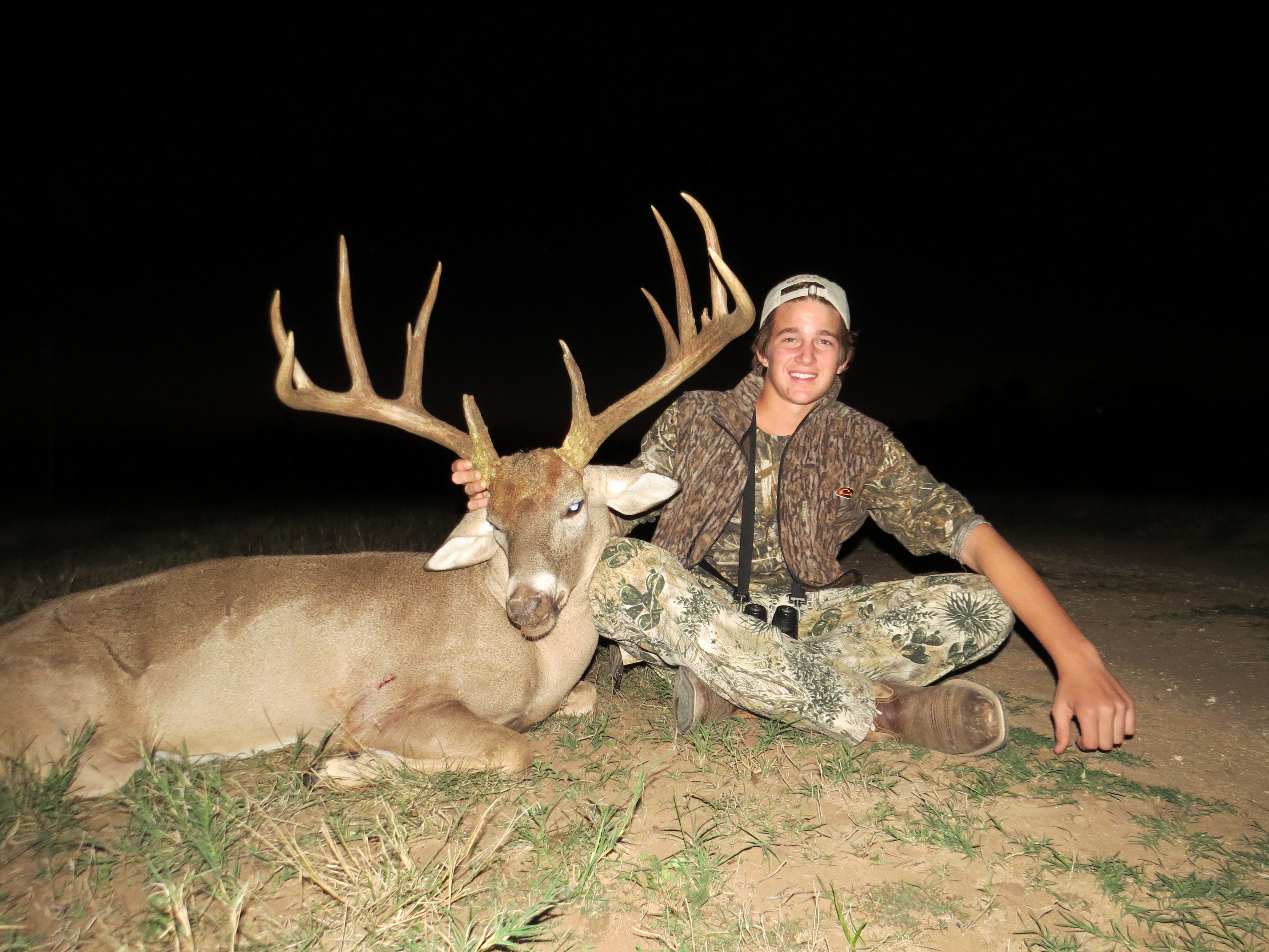 Jag Ranch: Whitetail Deer Hunt