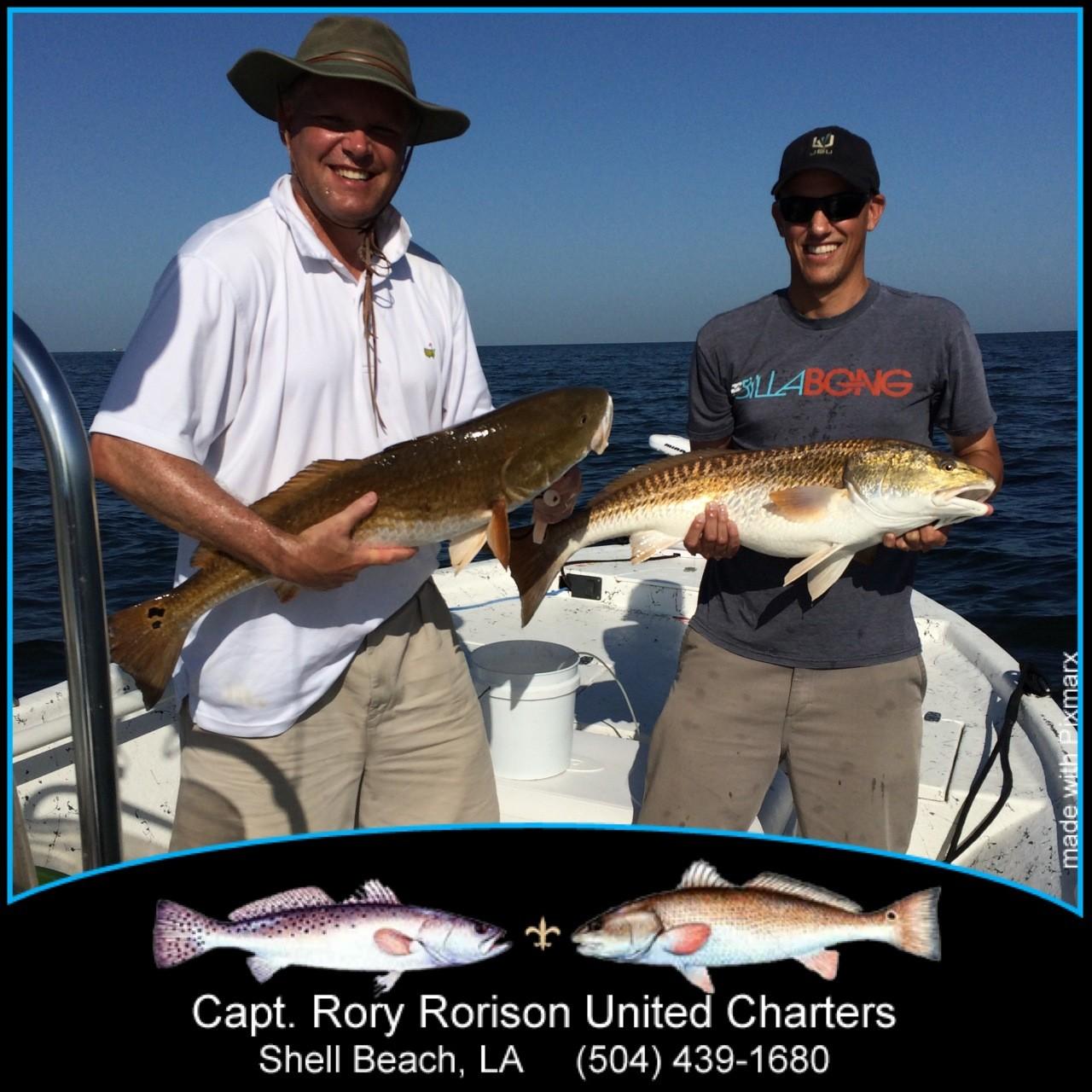 United Charters: Fishing Trips