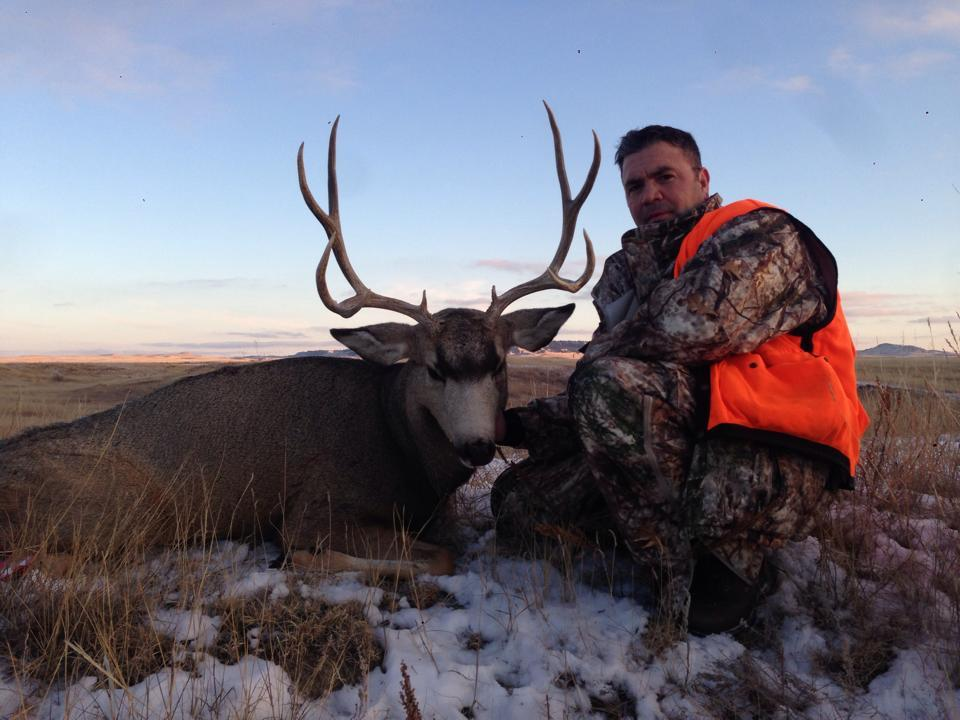 Routier Outfitting: Mule Deer