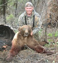 Weitas Creek Outfitters: Fall Bear Hunt