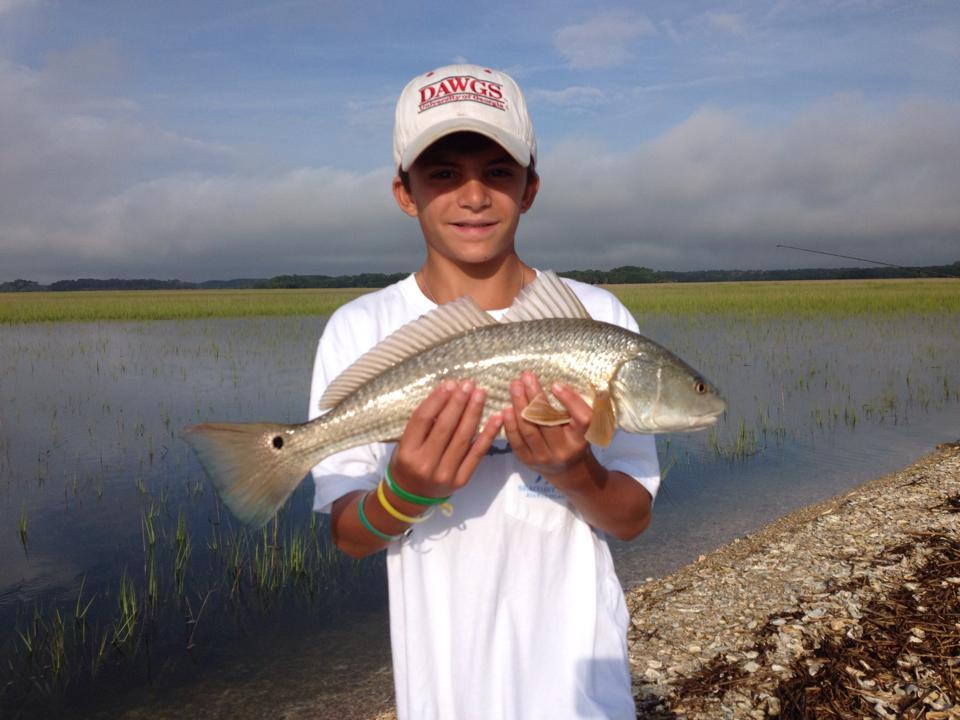 Drum Runner Charters: Fly/Flats Fishing Trips