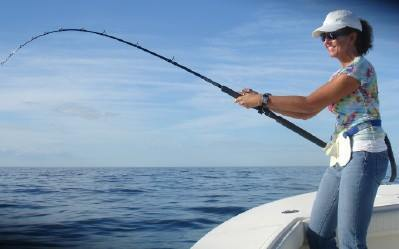 Fin Nagle Fishing Charters: Half Day Near Shore Wrecks Trip
