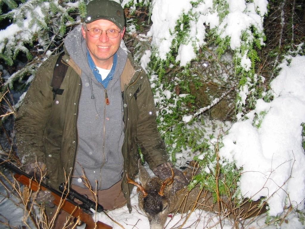 Prince Of Wales Eagle Lodge: Deer Hunting Package