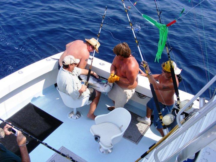Jade Ii Sportfishing: Overnight Charter