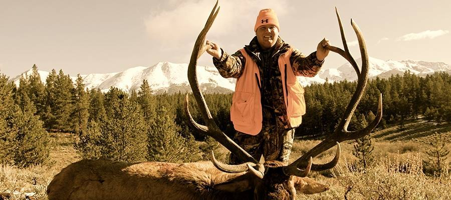 Aei Guide And Outfitter: RIFLE ELK HUNTING