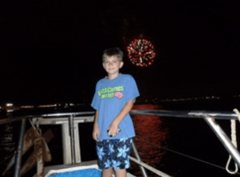 Ol Salty II Fishing And Scuba Charters: 4th of July