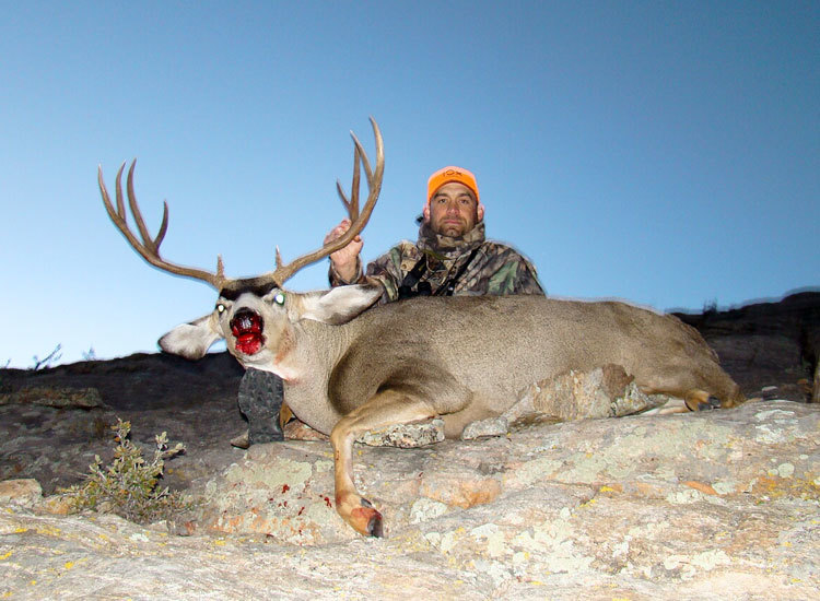 Cross C Ranch: Trophy Deer Hunts