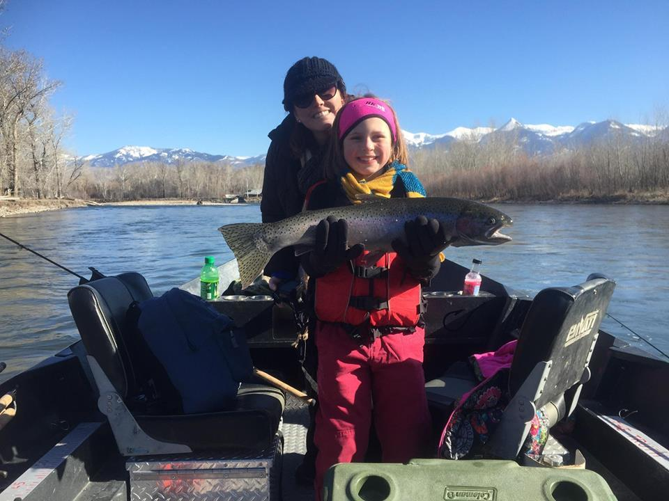 Rawhide Outfitters: Idaho Fishing Trips on the Salmon River