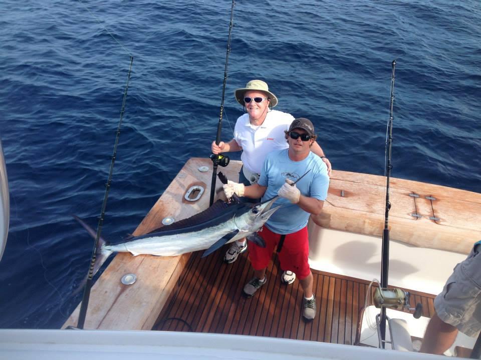 Full Pull Sportfishing Charters: Mexico - Isla Mujeres
