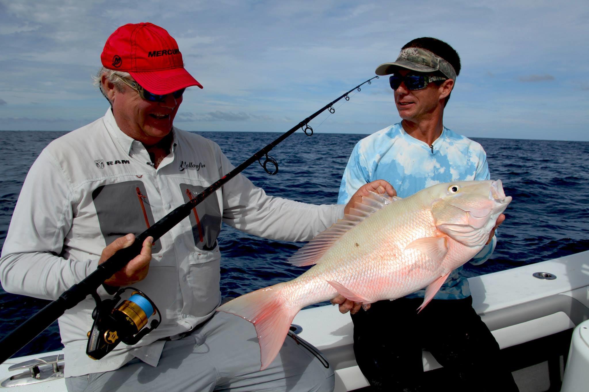 Captain Chris Morrison Fishing Charters: 1/2 Day Fishing Trip