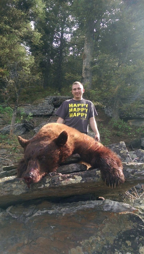 Diamond D Ranch: Spring Bear Hunts