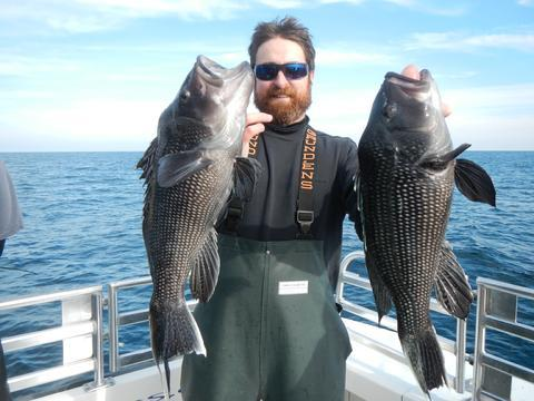 Cape Queen Charters: Full Day Trip