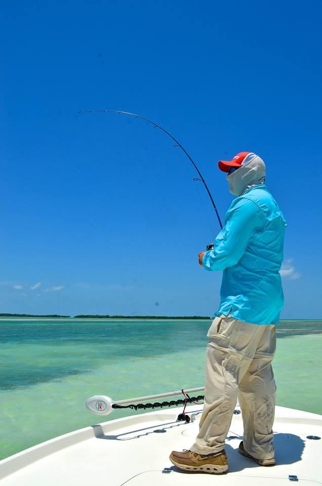 Dream Catcher Charters Inc: Flats Fishing